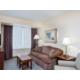 Elegant Suite Living Area