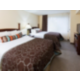 One Bedroom Suite with Two Queen Beds nonsmoking
