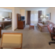 One Bedroom Suite with living room and sofa sleeper