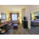 One Bedroom King Suite with living area
