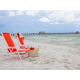 Under a Mile from Naples Pier, Grab our Free Beach Chairs!
