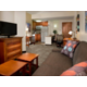Lots of room and a bit more privacy in our 1 Bedroom Suites!