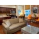King Feature Suite Living Room / Kitchen