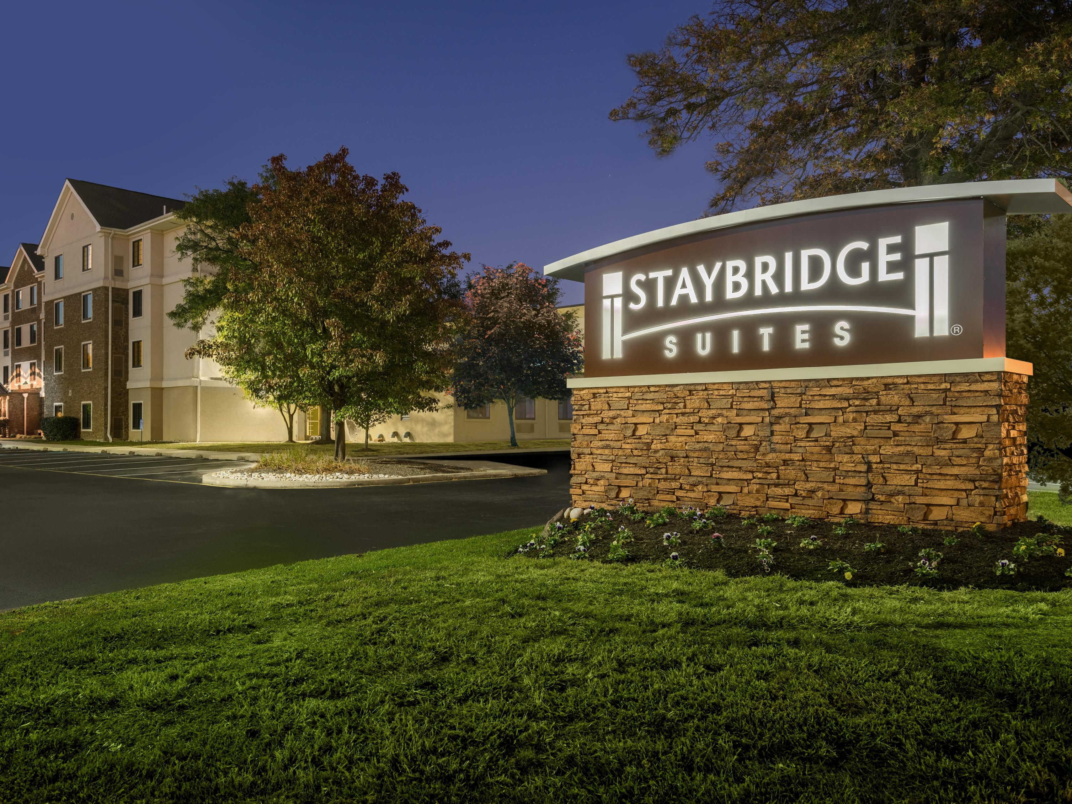 Staybridge Suites Wilmington-Newark - Extended Stay Hotel in Newark ...