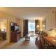 Sleeper Sofa in the 1 Bedroom Suite