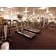 Fitness Room - Open 24hrs.