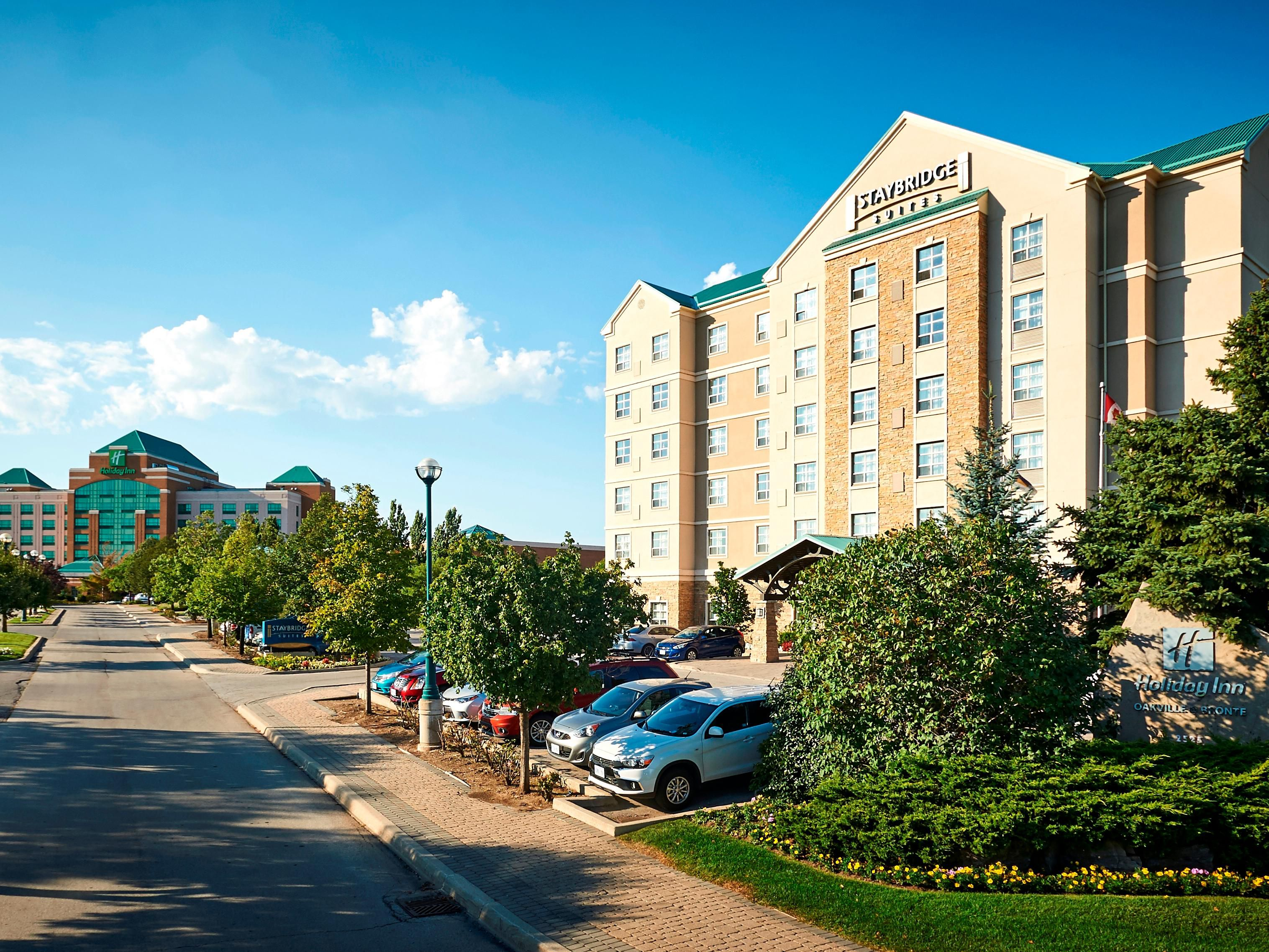 Oakville Hotels: Staybridge Suites Oakville-Burlington - Extended ...