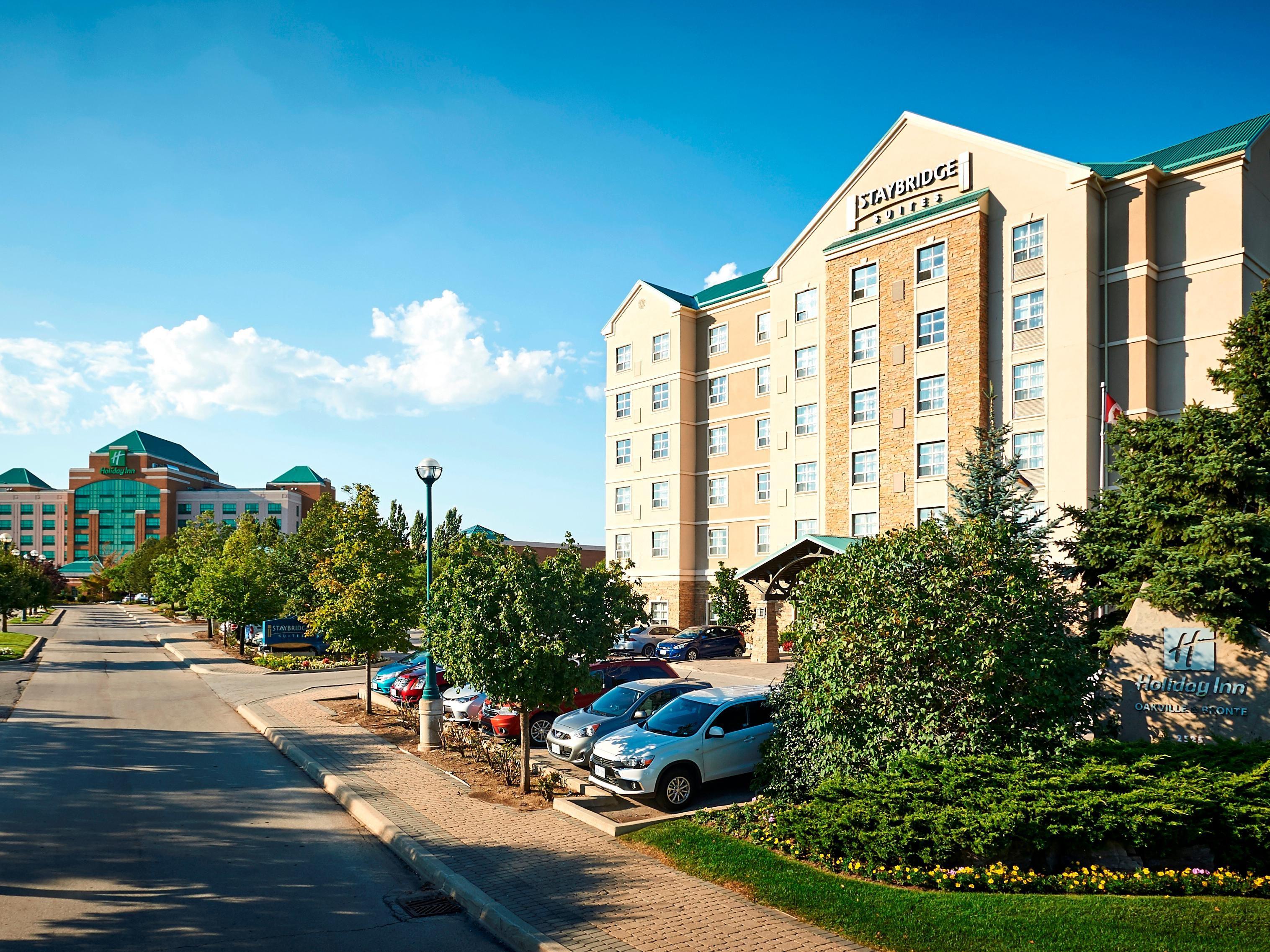 Staybridge Suites Oakville Burlington In Milton Ontario