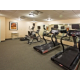 It's easy to stay healthy in our 24-hour fitness center