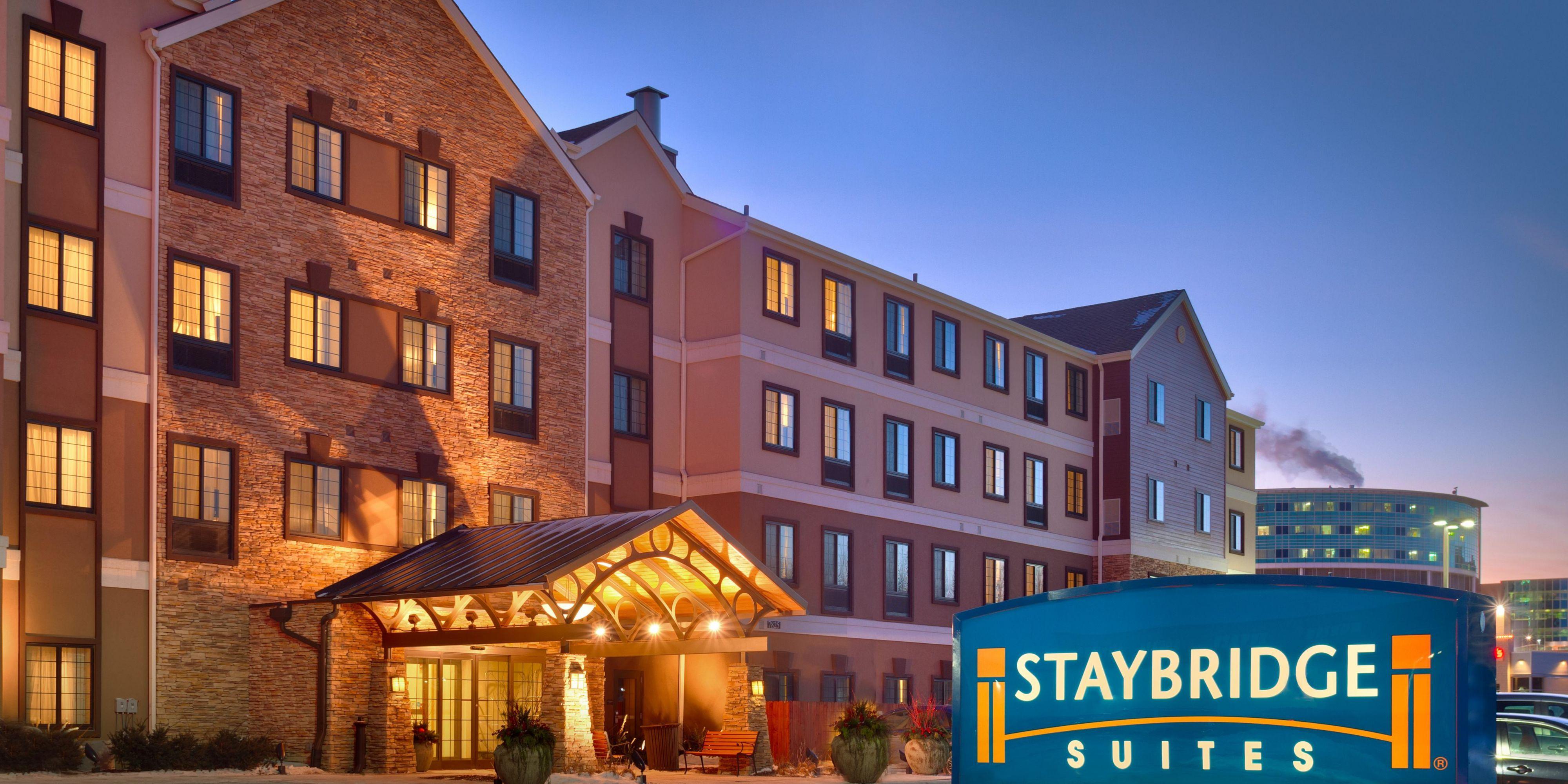 Staybridge Suites Omaha 80th And Dodge