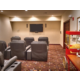 Home Theater In The Lobby