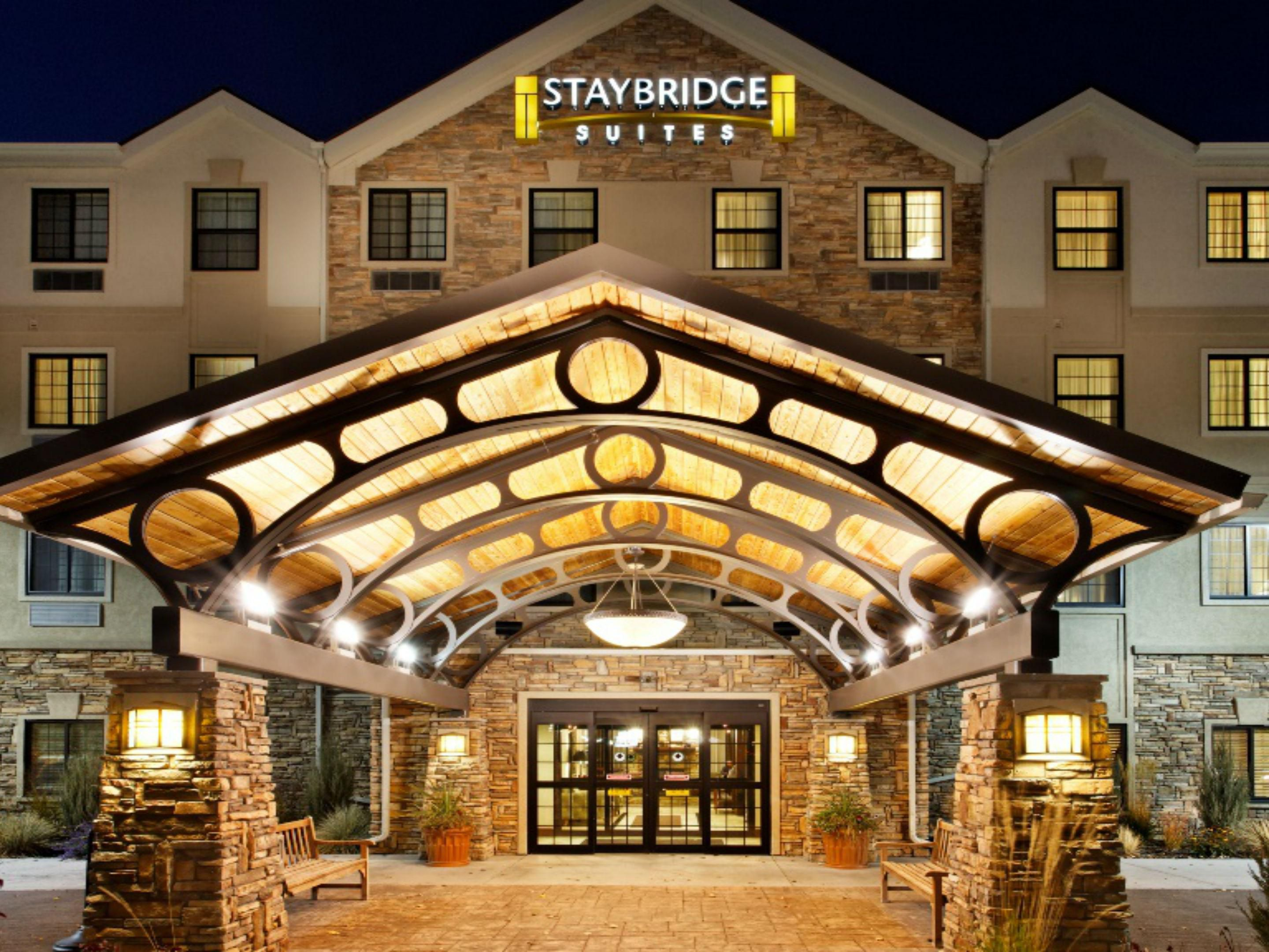 Rochester Hotels Staybridge Suites Commerce Dr Nw Extended Stay Hotel In Minnesota