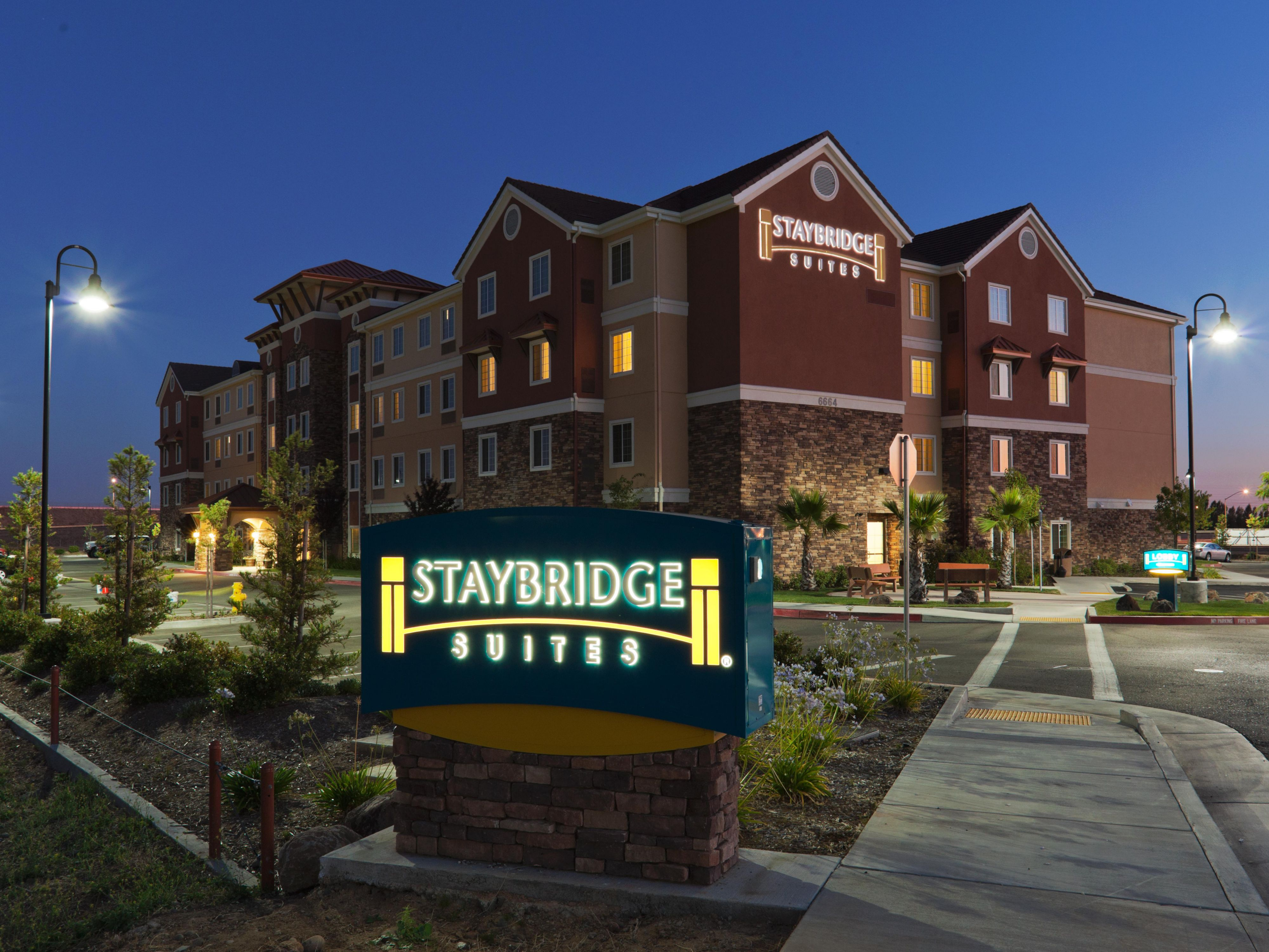 Rocklin Hotels Staybridge Suites Roseville Area Extended Stay Hotel In California