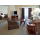 One Bedroom King Suite with all of the comforts of home!