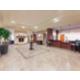 Sleek Hotel Lobby