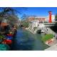 The San Antonio River Walk - A few blocks away from hotel