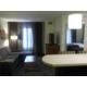 1-bedroom Suites Living room