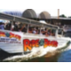 Ride the Duck Tour or hotel shuttle to Tableau, Google, Adobe