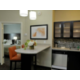 spacious & stylish one bedroom suites