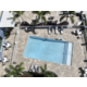 Swimming Pool with Tropical Surroundings