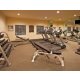 Enjoy your work-out in our spacious Fitness Center