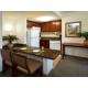 Enjoy a meal in your 1 Bedroom Suite