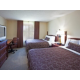 Double Up in our 1 Bedroom Suite with Two Double Beds
