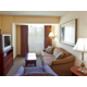 Comfortable Living Space with sleeper sofa in every Suite