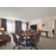 One Bedroom Queen Suite Living Area
