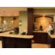 coffee area of breakfast bar