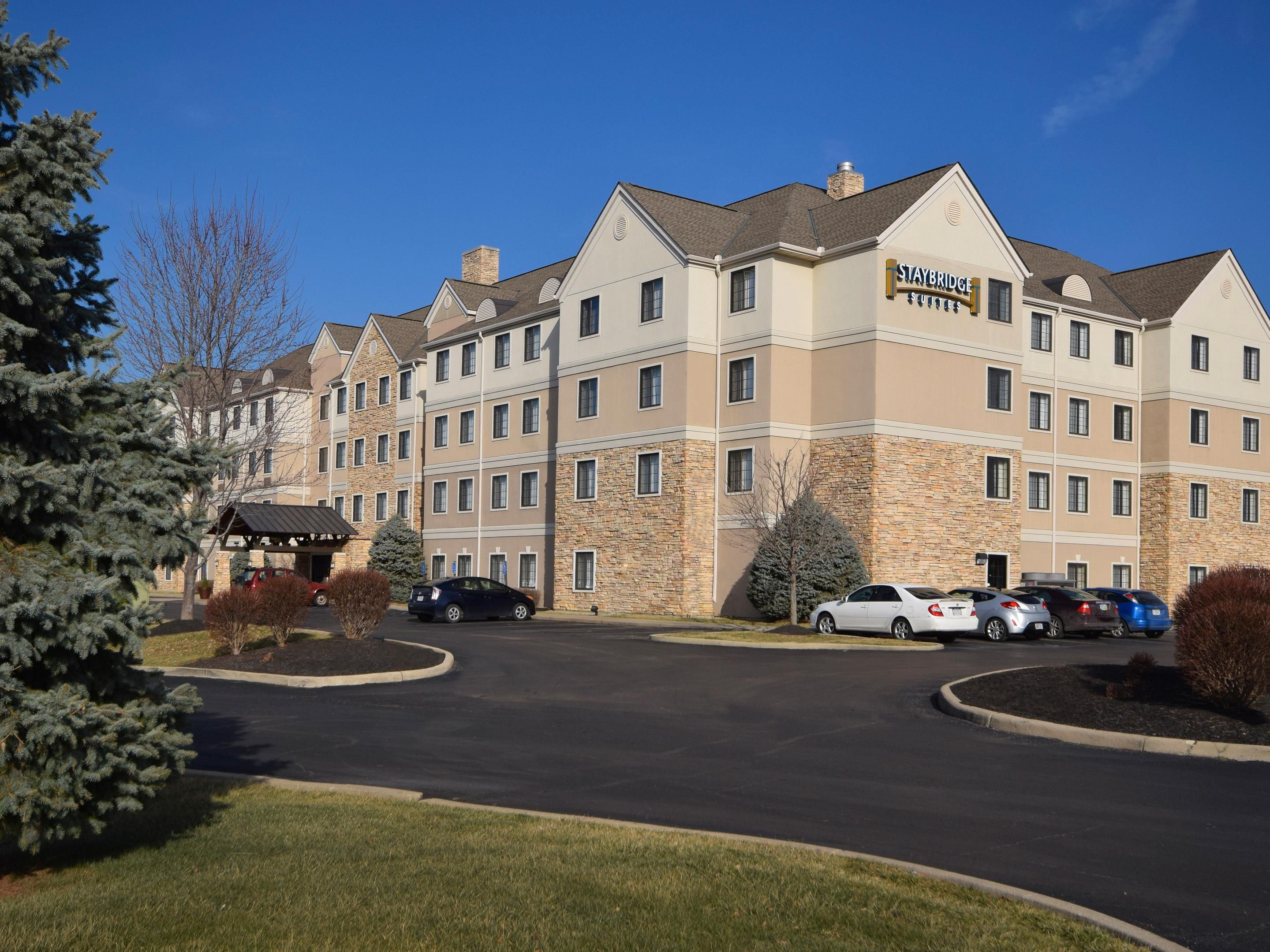 Oh Hotels Staybridge Suites Cincinnati North Extended Stay Hotel In West Chester