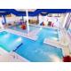 Hotel's Waterpark Grins & Fins
