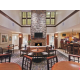 Relax or network in the spacious lobby.