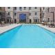 Seasonal outdoor pool.
