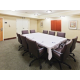 Flexible meeting space for 12.
