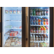 Pick up snacks, beverages and sundries in the 24-hour Bridge Mart.