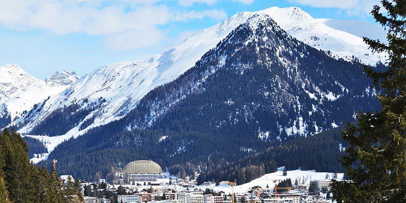 Imposante Alpenlandschaften