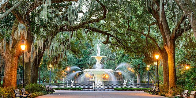 Visit Savannah Hotels