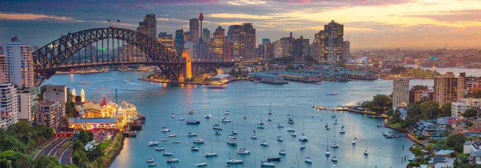Plan your trip to Australia
