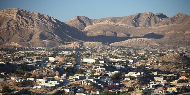 View Chihuahua Hotels
