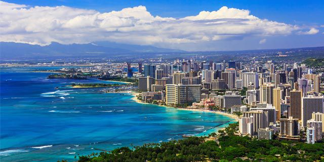 View hotels in Honolulu