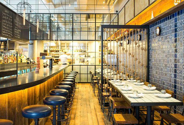 Best Hotel Design IHG Restaurant Photos