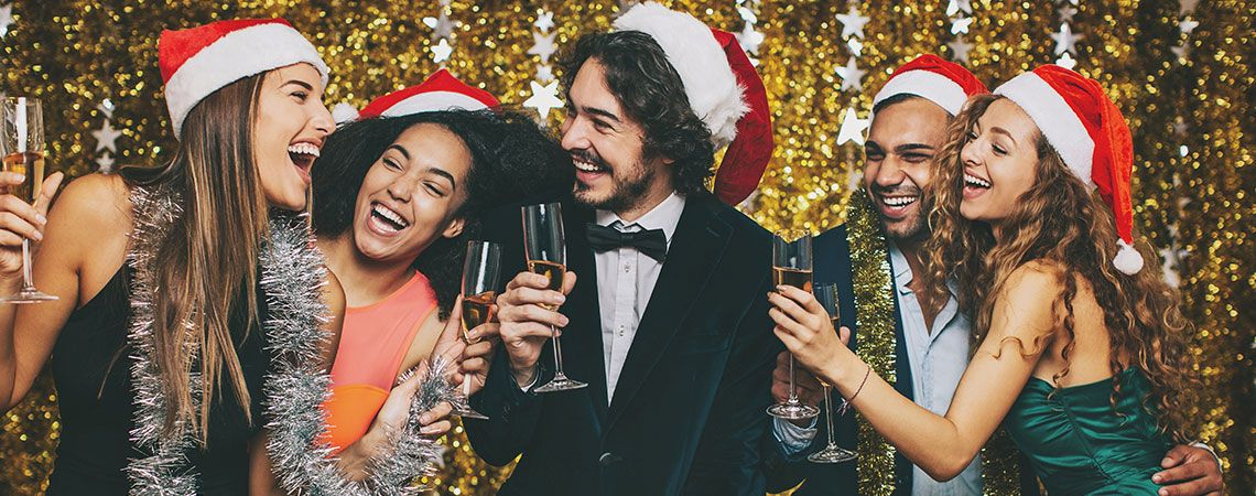 Holiday Christmas Party.Book Your Christmas Party At Holiday Inn See Our Festive
