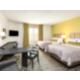 2 Queen Bed Studio - Guest Room