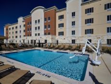 Candlewood Suites Bldg 144 on Fort Hood in Killeen, Texas