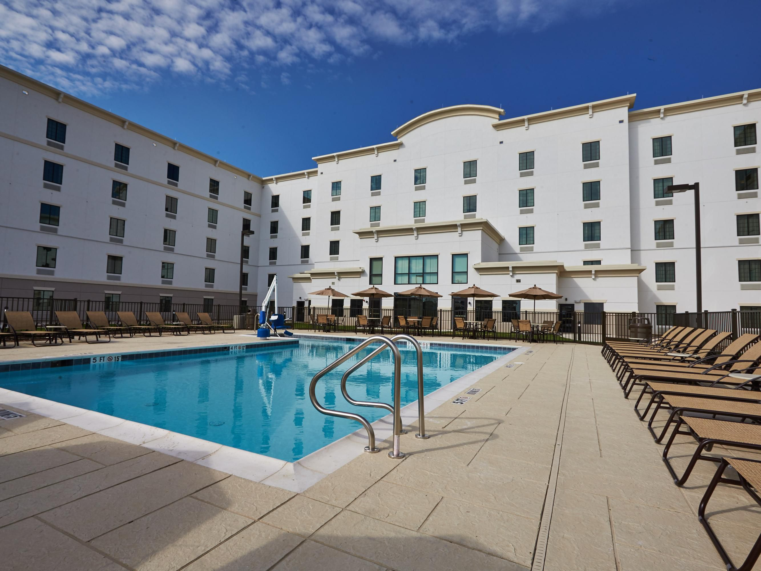 Candlewood Suites Building 2426 on Joint Base San Antonio, An IHG ...