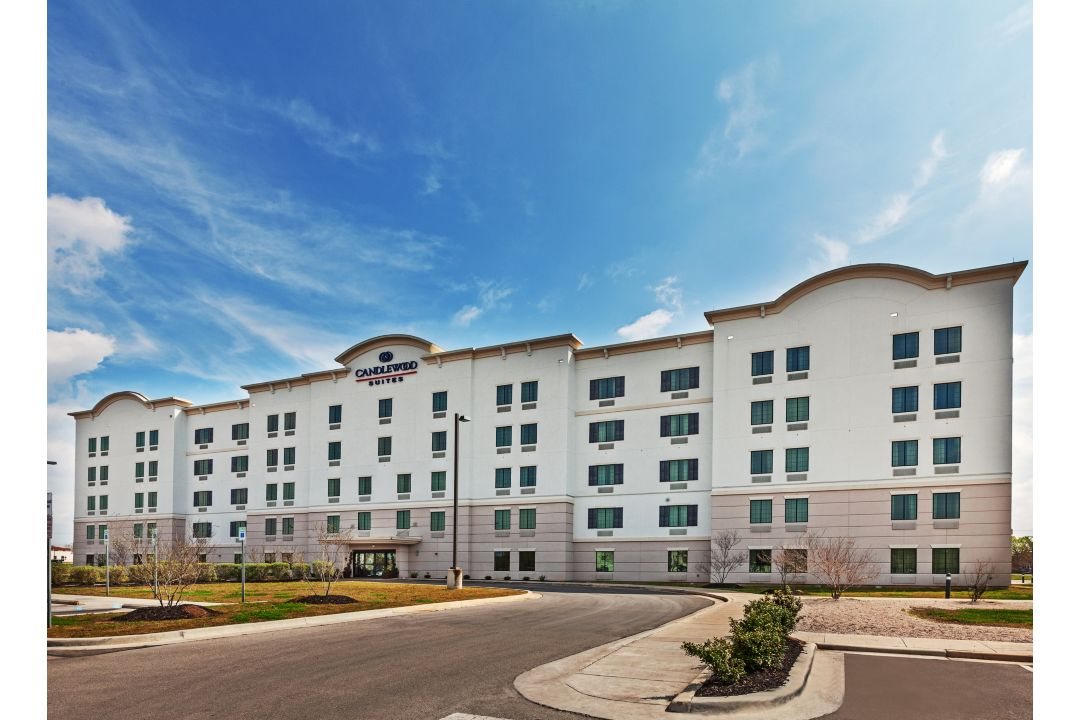 Candlewood Suites Building 2426 on Joint Base San Antonio, An IHG