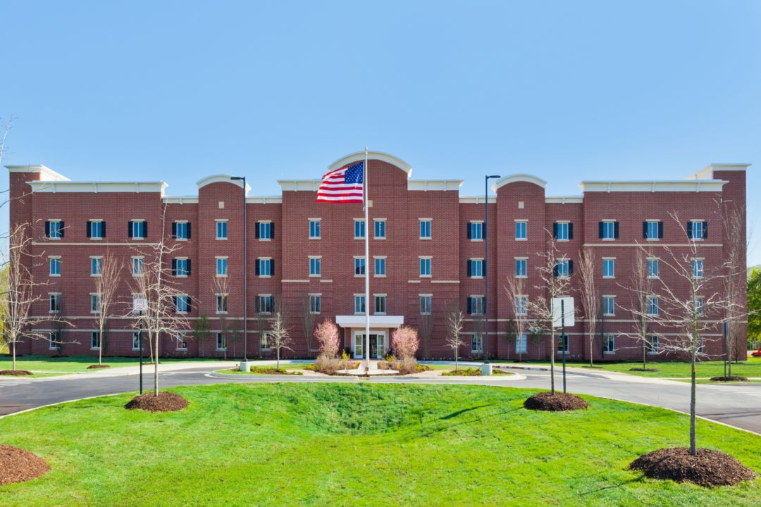 Candlewood Suitesmilitary Building 3440 Hotel By Ihg
