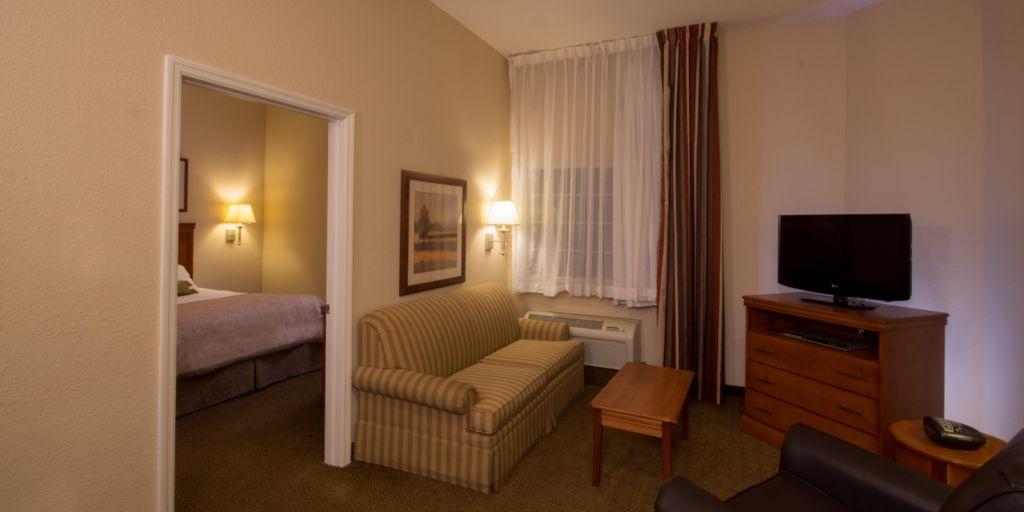 Hotel Exterior Executive Suite