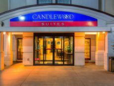 Candlewood Suites Knoxville Airport-Alcoa in Alcoa, Tennessee